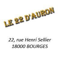 Le 22 D'auron Bourges