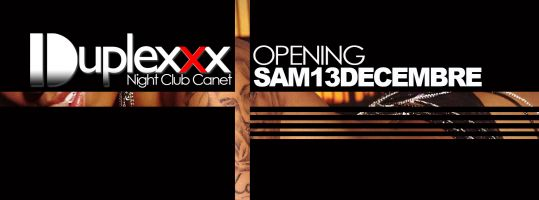 Le Duplexxx Night Club Canet en roussillon