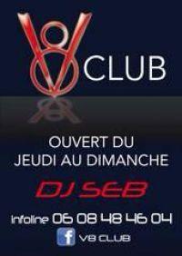 Le V8 Club BASTIA