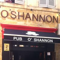 Pub O'shannon Aix en provence