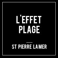 L'effet Plage St Pierre la Mer