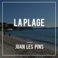 La Plage Juan Les Pins