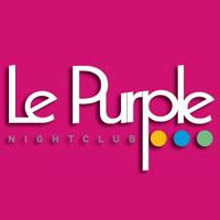 Purple Loison sous lens