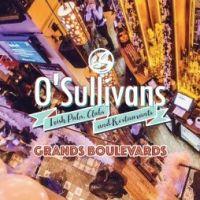 O'sullivans Grands Boulevards Paris