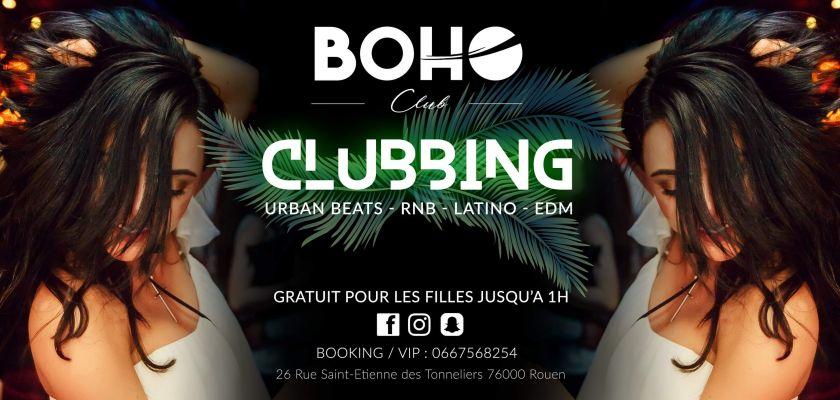Le Boho Club Rouen