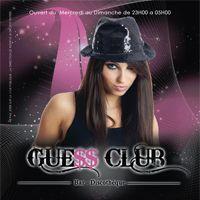 Soirée clubbing soirée clubbing Samedi 27 septembre 2014