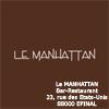 Soirée étudiante SOIREE DE RENTREE AU RESTAURANT DISCOTHEQUE LE MANHATTAN ! Vendredi 24 aout 2012