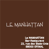 Soir�e Manhattan vendredi 24 aou 2012