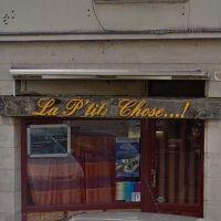 Soir�e La Petite Chose [Bar] samedi 24 sep 2011