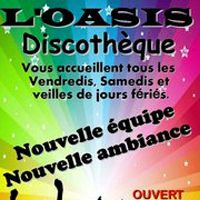 Oasis vendredi 29 juin  Montargis
