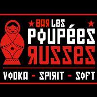 Soirée clubbing LES POUPEES RUSSE Lundi 23 octobre 2017