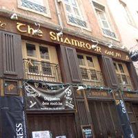 Shamrock samedi 19 mai  Lyon