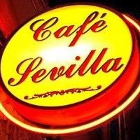 Soir�e Caf� Sevilla mercredi 16 mai 2012
