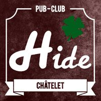 afterwork happy disco du 26/02/2018 Le hide chatelet soirée after-work