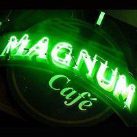 Soirée clubbing magnum café  Vendredi 21 decembre 2018