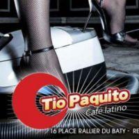 Tio Paquito vendredi 20 juillet  Rennes