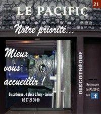 Pacific samedi 25 fevrier  Lorient