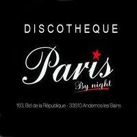 Soirée clubbing Paris By Night Samedi 24 Novembre 2012