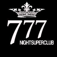 Soir�e 777 Night Superclub vendredi 30 mai 2014