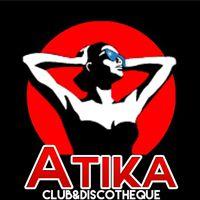 Soirée clubbing Atika discothèque Samedi 09 avril 2016