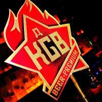 Soir�e A KGB vendredi 31 oct 2014