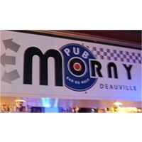 Pub Morny samedi 14 juillet  Deauville