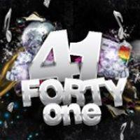 Soir�e Forty One samedi 06 dec 2014