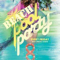 Beach-Party & Pool-Party [sur toutes Corse]