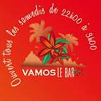 Vamos Bar vendredi 25 mai  Wassigny