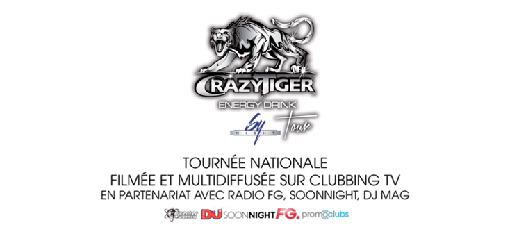 Crazy Tiger Tour By Clubbing TV