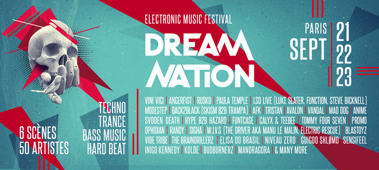 Dream Nation Festival 2018 | Période 2
