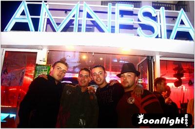 Photos Amnesia Café Dimanche 01 juin 2008