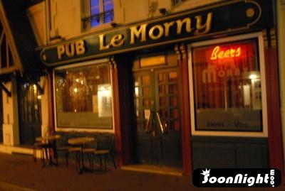 Photos Pub Morny Mercredi 17 decembre 2008