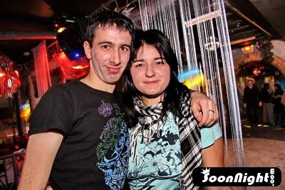 Pinks Club - Lundi 12 janvier 2009 - Photo 2