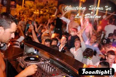 Photos Le Salon Mardi 14 juillet 2009