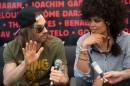 Foire Aux Vins De Colmar 08/08/2012 -  Iggy & The Stooges / Shaka Ponk