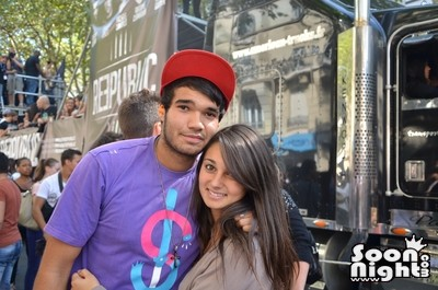 Photos Paris Samedi 15 sep 2012