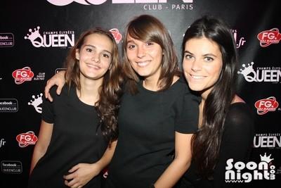 Queen Club - Vendredi 28 septembre 2012 - Photo 1