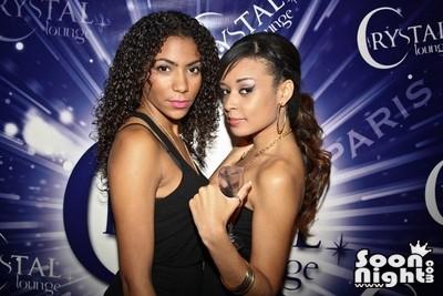 Crystal Lounge - Vendredi 28 septembre 2012 - Photo 1
