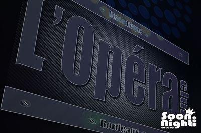 Photos Opéra Club Jeudi 11 octobre 2012