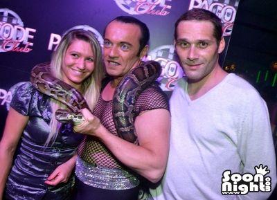 La Pagode - Vendredi 23 Novembre 2012 - Photo 2