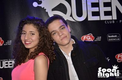 Queen Club - Samedi 24 Novembre 2012 - Photo 4