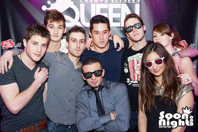 Queen Club - Samedi 01 decembre 2012 - Photo 11