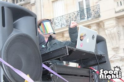 Paris - Samedi 08 decembre 2012 - Photo 2