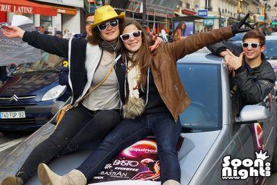 Paris - Samedi 08 decembre 2012 - Photo 9