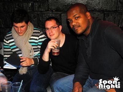 Blok Paris - Lundi 10 decembre 2012 - Photo 12