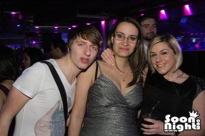 Queen Club - Mercredi 12 decembre 2012 - Photo 2