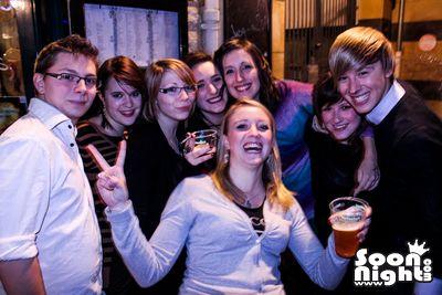 Photos Saint Patrick's Tavern Vendredi 14 dec 2012
