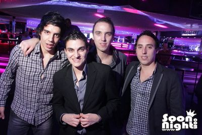 Queen Club - Mardi 18 decembre 2012 - Photo 9