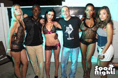 Photos La Siesta Club - Joa Antibes Samedi 13 juillet 2013